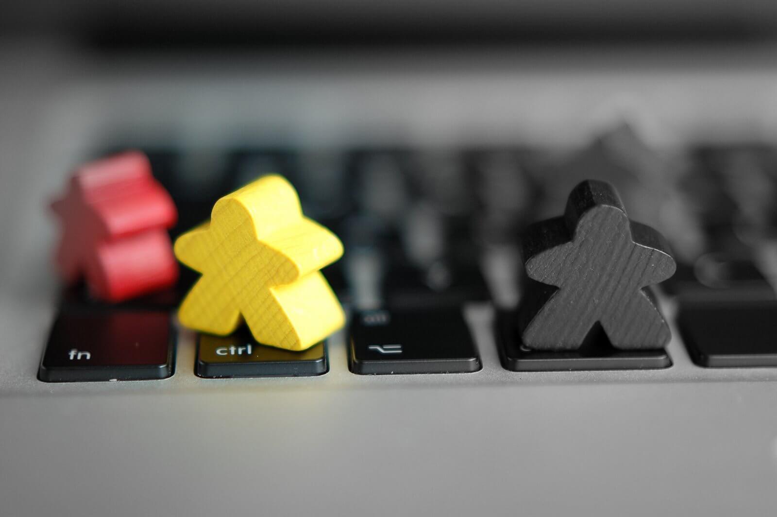 Tastenkombinationen für Mac OS