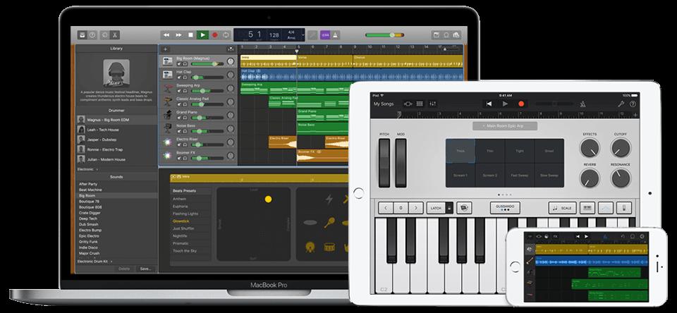 Shortcuts für Apples Audiosoftware – So gelingen Befehle in GarageBand ohne langes suchen