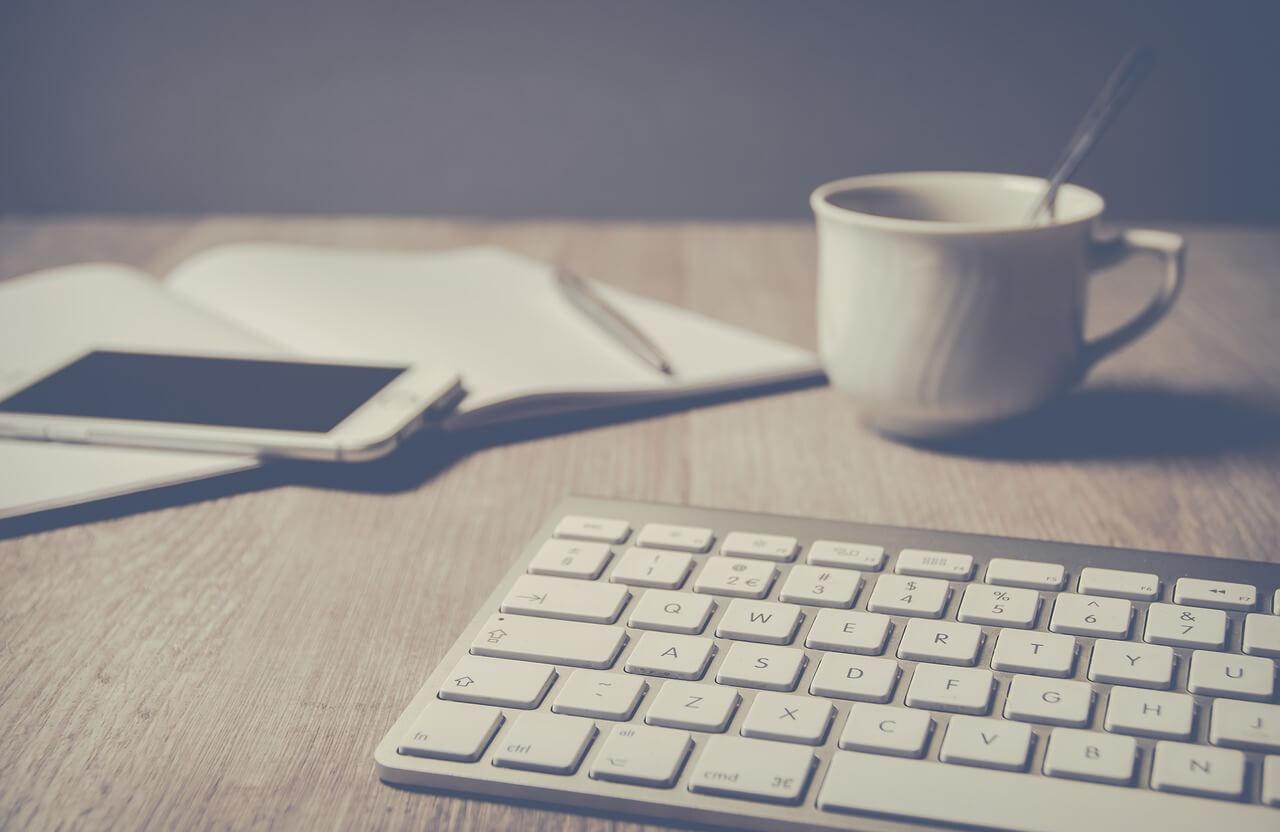 Die Effizienz der Dateneingabe – Die Anfänge, wo wir heute stehen und ob wir zukünftig noch Tasten brauchen?