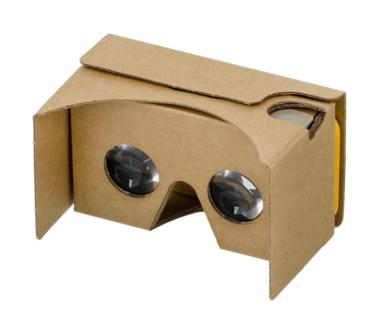 Google Cardboard bulk  – die günstige Alternative zu VR-Brillen