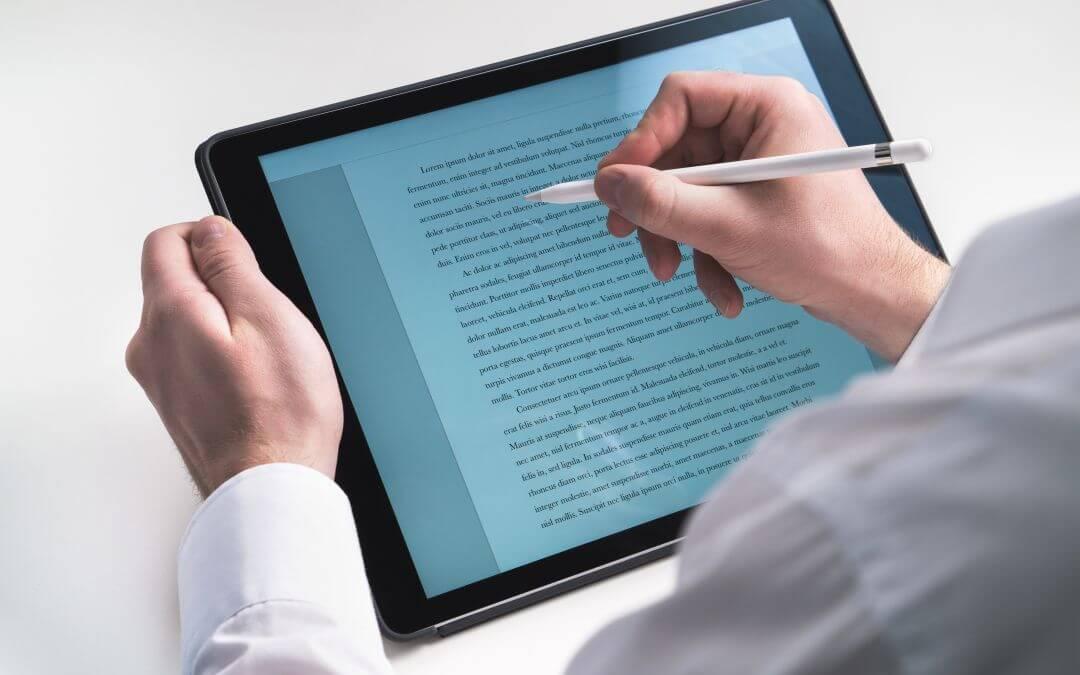 Macht das iPad Pro das Notebook oder den PC mit Tastatur überflüssig?