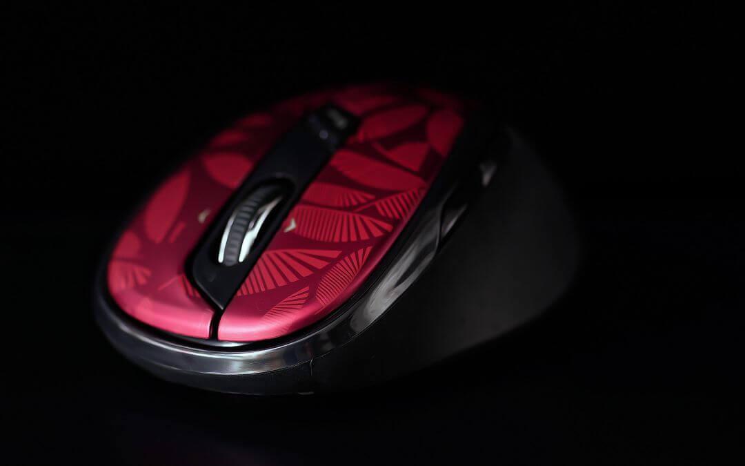 Kann eine Wireless Mouse ein Sicherheitsrisiko darstellen?
