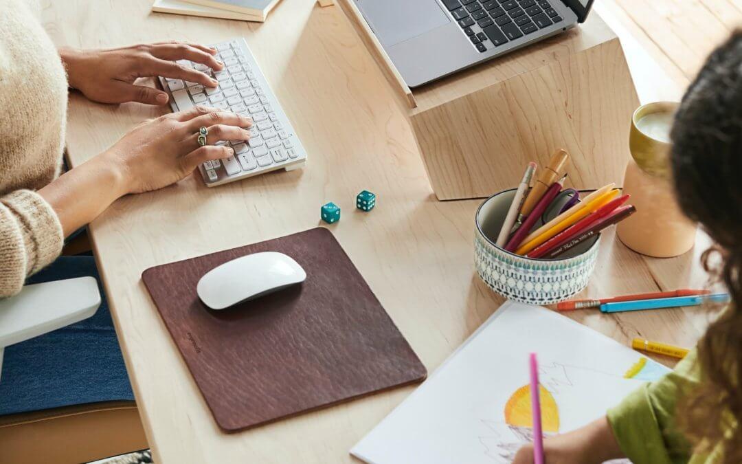Schreibtischarbeit: Ja, aber bitte ergonomisch!